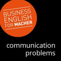How to handle communication problems